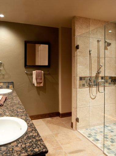 Hallmarku0027s Bathroom Remodelers And Bathroom Contractors Give Every Customer  On Any Budget Bathroom Remodeling ...