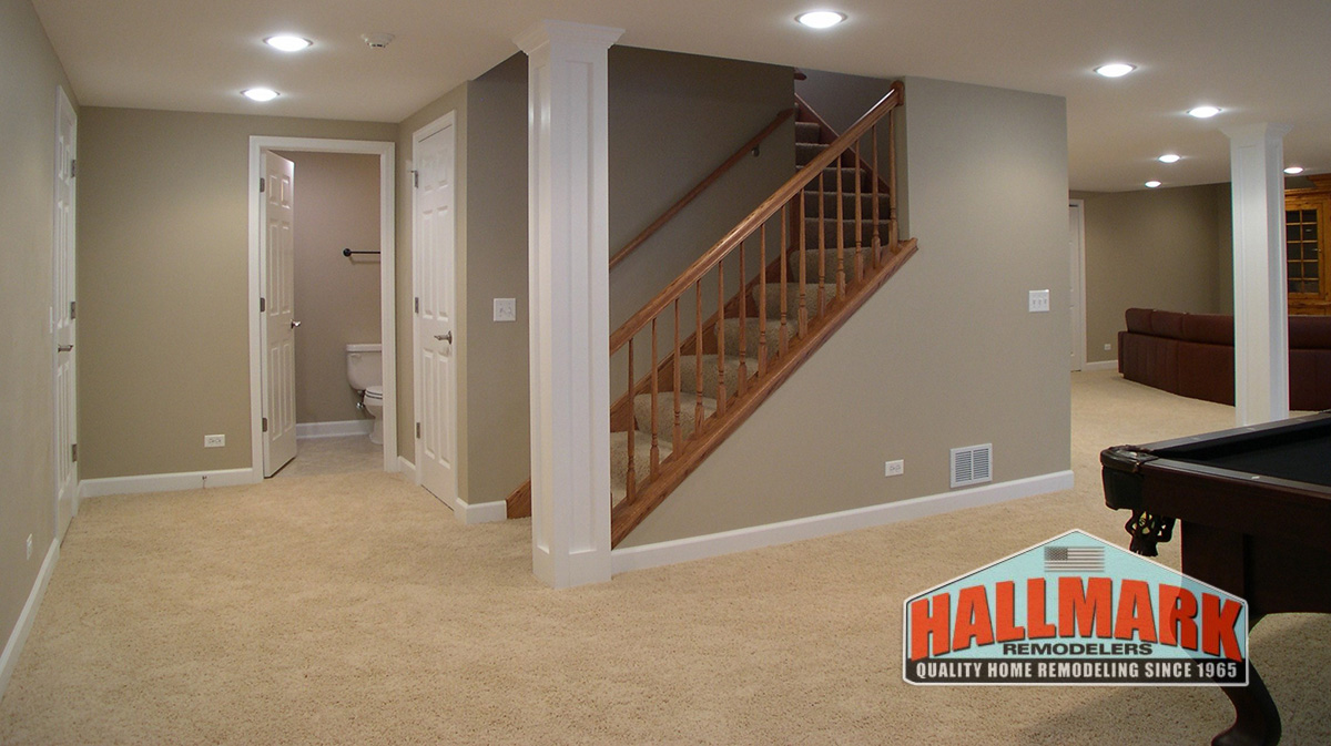 Basement Design Services finished builds Basement Design Remodel 1