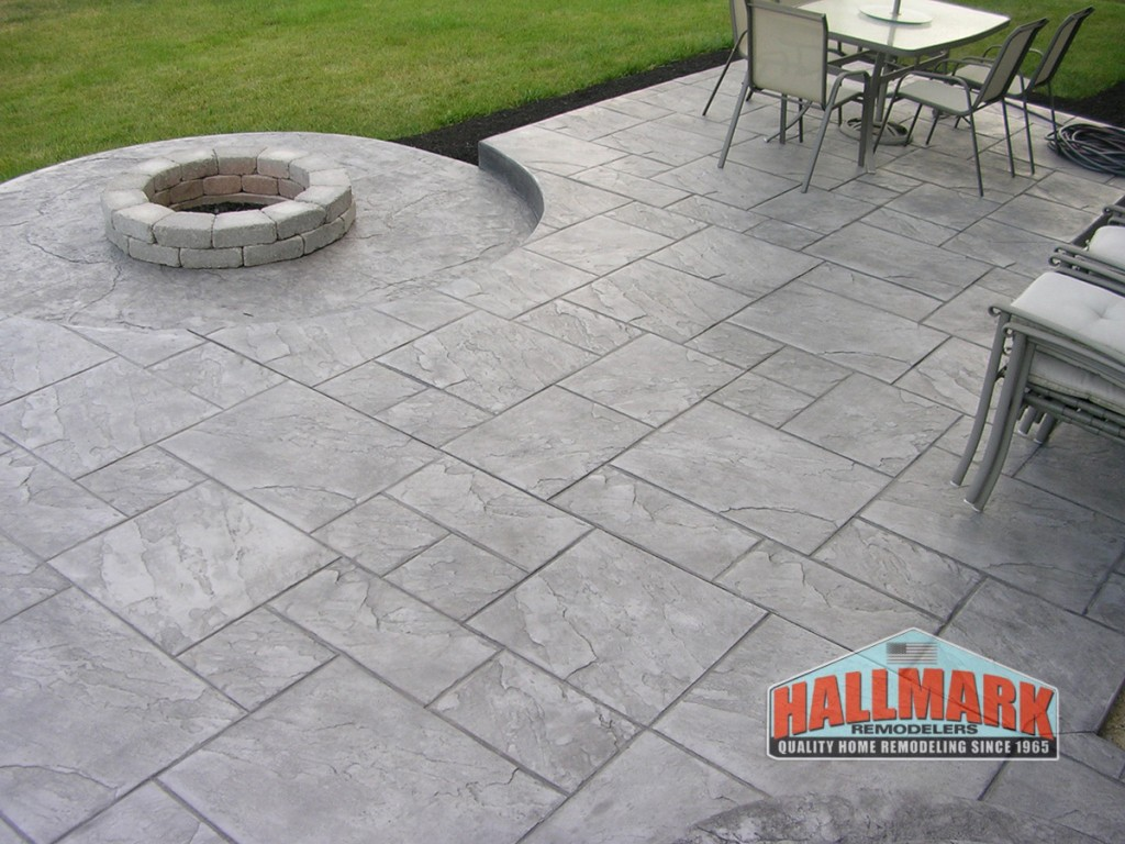 with patios yard flagstone looks installation beautiful patio of size full decorations home